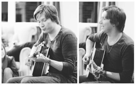 Nate Flynn Plays Acoustic Show