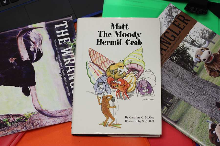 Matt+the+Moody+Hermit+Crab+is+a+book+about+a+young+neurodivergent+crab