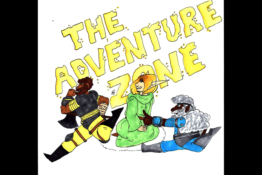 the adventure zone a podcast review the wrangler