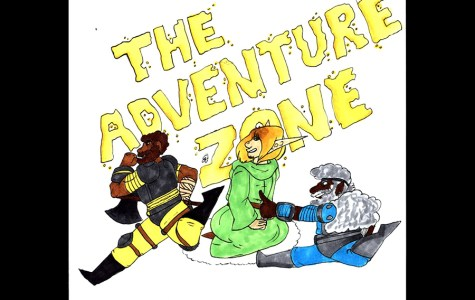 The Adventure Zone: a Podcast Review