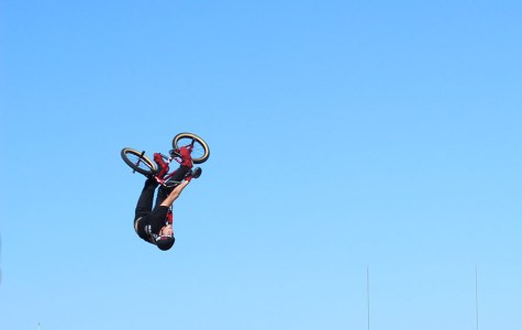 BMX Bicycle Racers Come to George Ranch