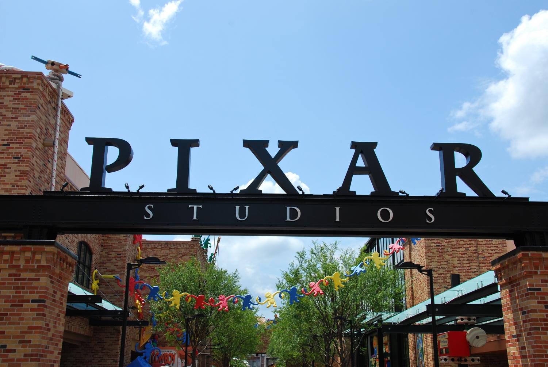 Pixar Animation Studios, where the animators create the famous movies.
