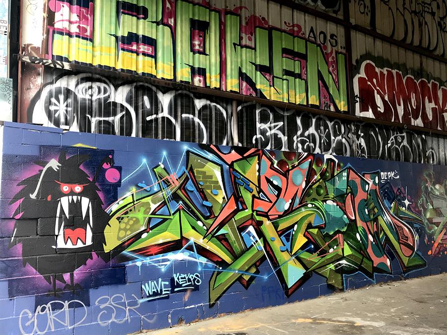 H-Town Graffiti