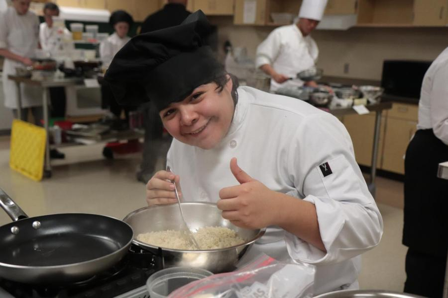 Culinary Competes!