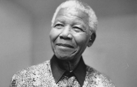 Nelson Mandela, South Africa's first President