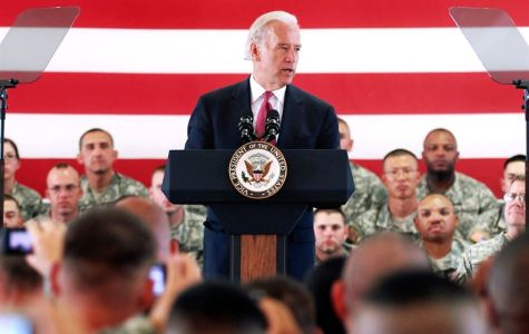 Joe Biden Officially Running For President