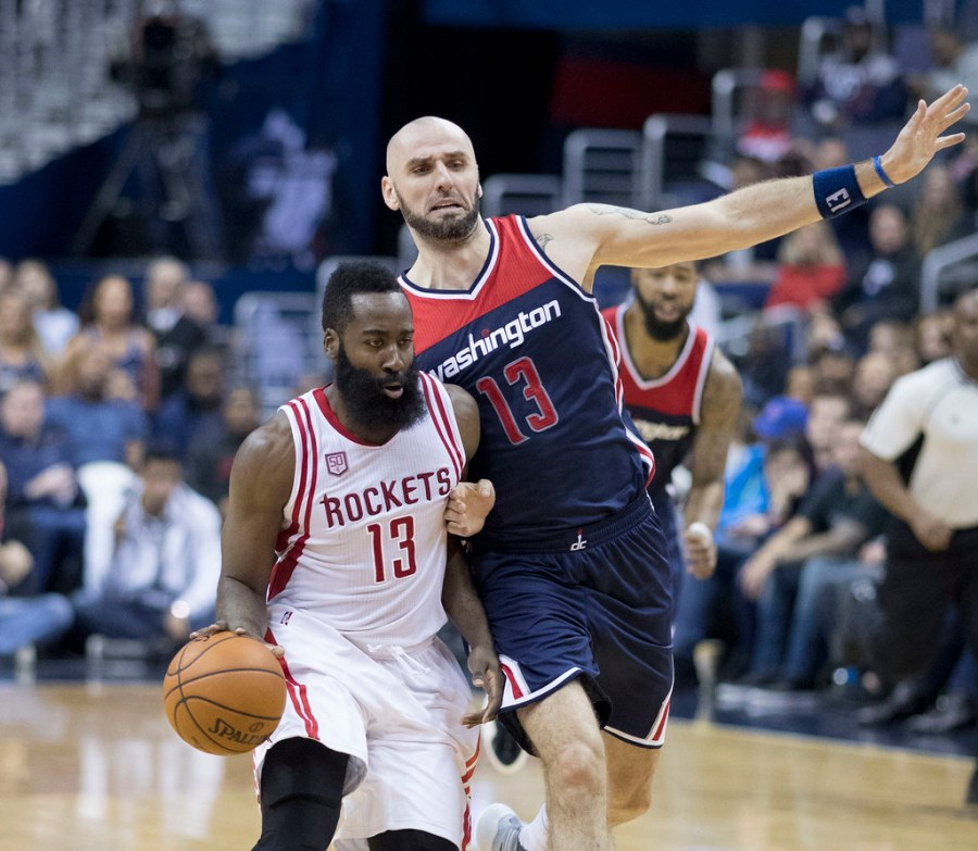Rockets+at+Wizards+11%2F7%2F16