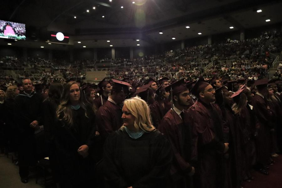 Senior Graduation!