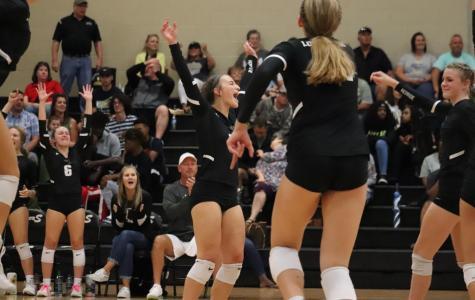 Varsity Volleyball v. Foster
