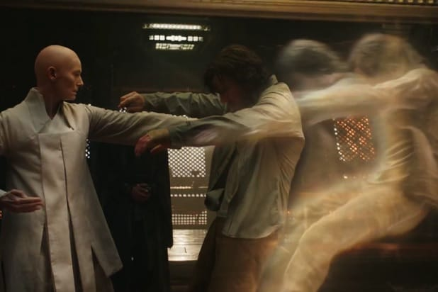 Image result for doctor strange astral projection