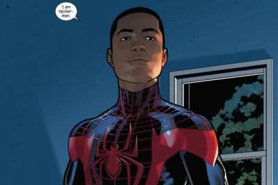 Miles Morales Spider-Man Animated Alex Hirsch