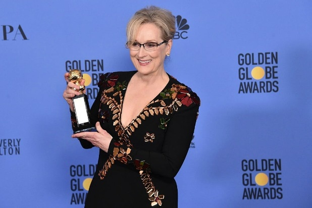 Image result for golden globes meryl streep
