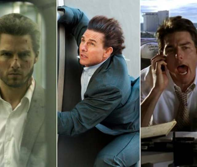 All 43 Tom Cruise Movies Ranked From So So To Phenomenal Photos