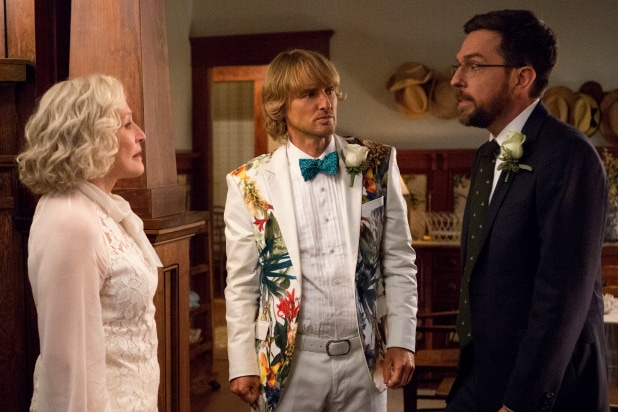 Father Figures Movie Review Owen Wilson And Ed Helms Find No Laughs In Their Daddy Hunt