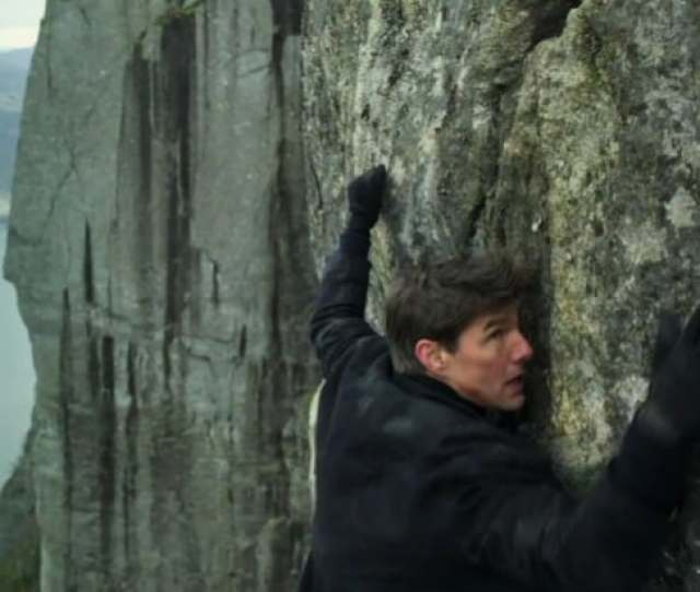 Did Tom Cruise Really Do All The Stunts In Mission Impossible Fallout