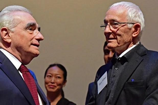 Harry Ufland Martin Scorsese