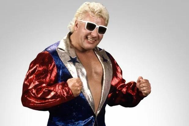 'Lucious' Johnny Valiant - WWE