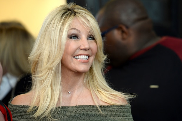 Heather Locklear Arrested Accused Of Attacking Police