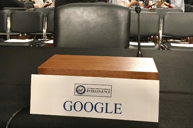 Senators Blast Arrogant Google For Skipping Congressional Hearing