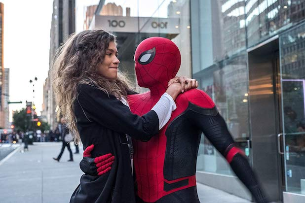 Image result for spider man far from home