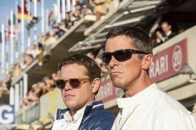 'Ford v Ferrari' Trailer: Matt Damon and Christian Bale Don't Like Ferrari...or Each Other (Video)