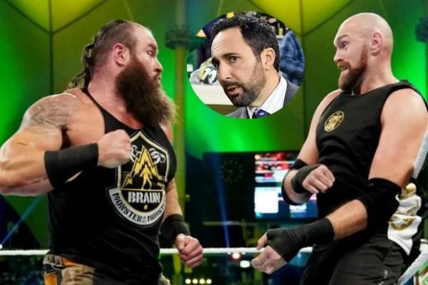 Boxing Play-by-Play Man Joe Tessitore Critiques WWE
