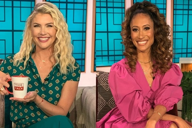 The Talk' Names Amanda Kloots and Elaine Welteroth as New Co-Hosts