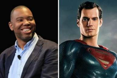 Ta-Nehisi Coates to Write New 'Superman' Film for DC And Warner Bros