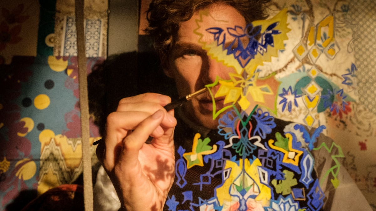 The Electrical Life of Louis Wain' Film Review: Benedict Cumberbatch Lights Up Eccentric Biopic