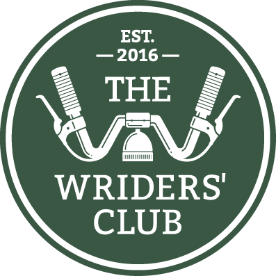 Proud member of the wridersclub