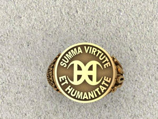 Hampton Girls School Crest