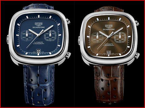 Tag Heuer Men's Chronograph Silverstone Watch