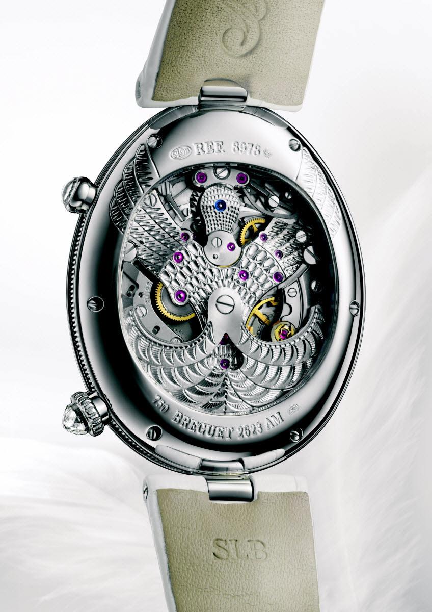 Breguet Reine de Naples aAutomatic Ladies Watch