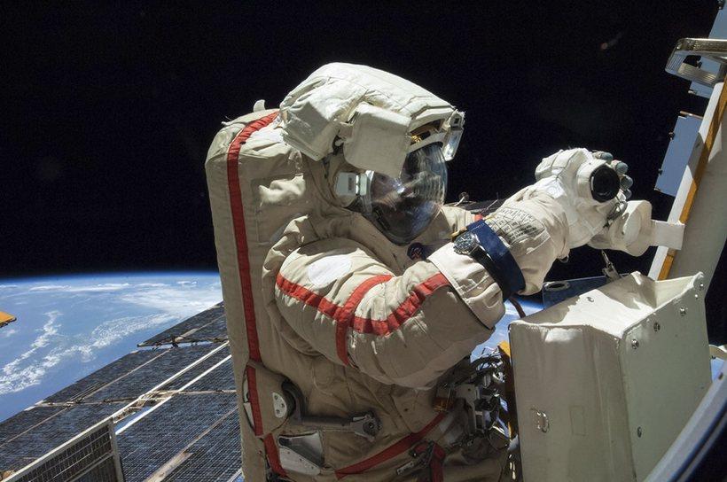 Omega Speedmaster spacewalk Gemini4