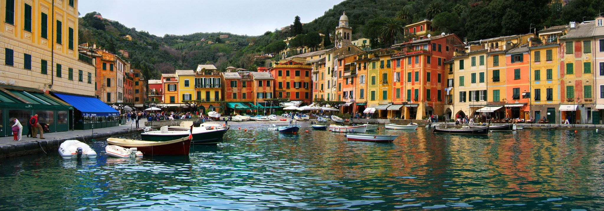 Seaside Charm: Portofino