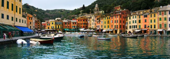 Seaside Charm: Portofino
