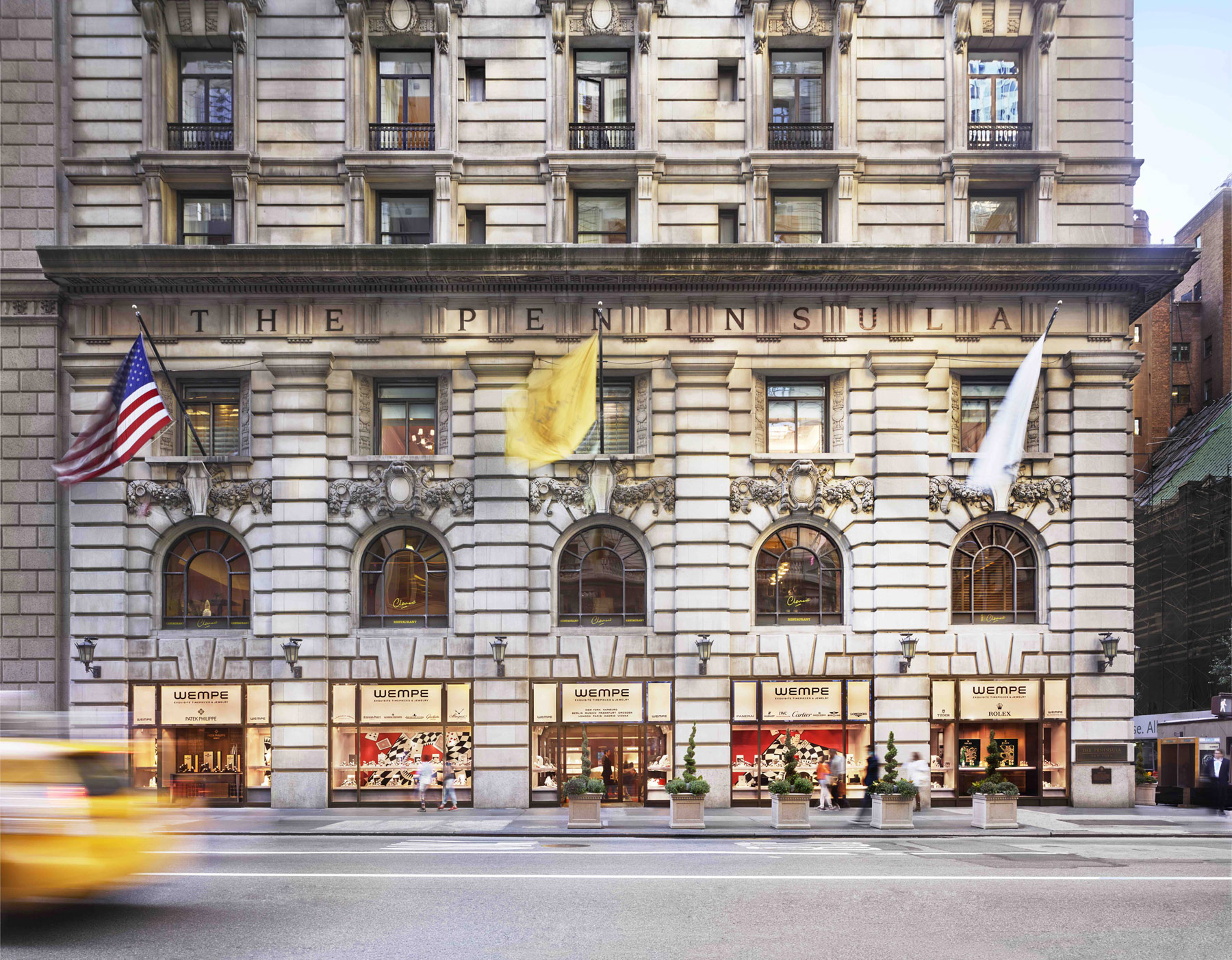 Wempe Reopens on Fifth Avenue in Grand Style