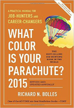what colour is your parachute by richard bolles