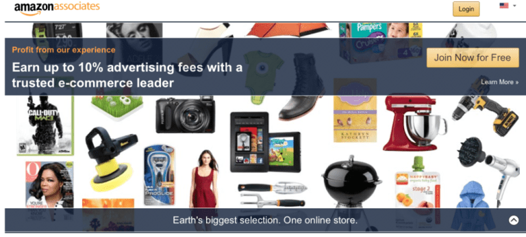 How to Sign Up for Amazon Affiliate Sign Up