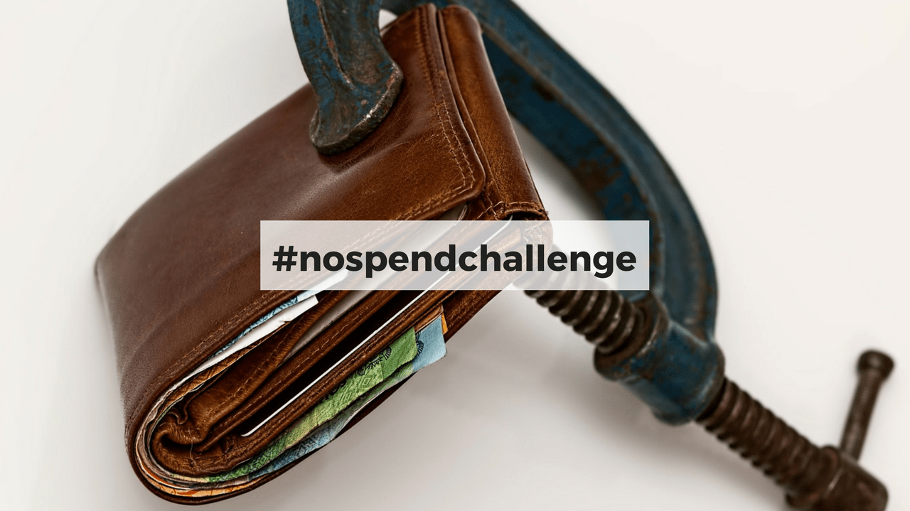 How to Succeed at a Daily No Spend Challenge