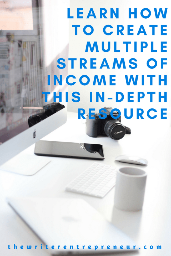 Learn how to create multiple streams of income with this comprehensive course