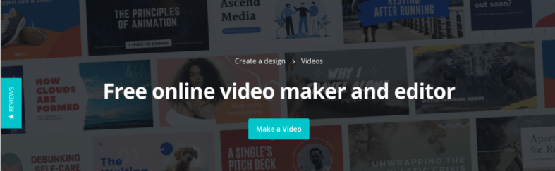 Video maker and editor