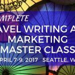 Travel Writing Classes