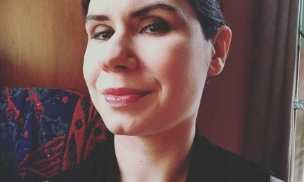 Author Interview: Katherine Silva