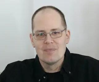 Author Interview: Robert Hookey