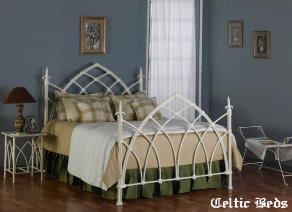 Celtic Wrought Iron Beds Gothic Iron Bed