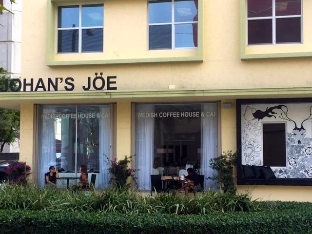 Johan's Joe