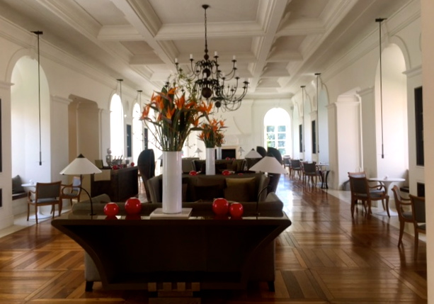 Living Room at the Gran Melia
