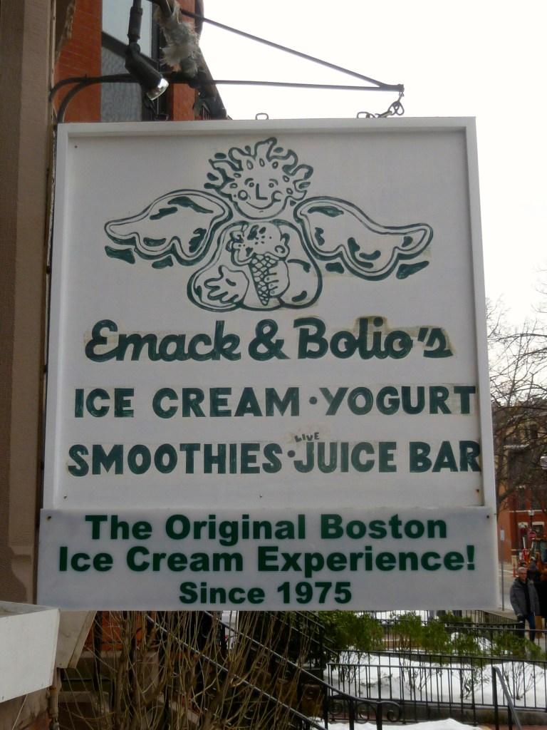 290 Newbury, Emack & Bolio's