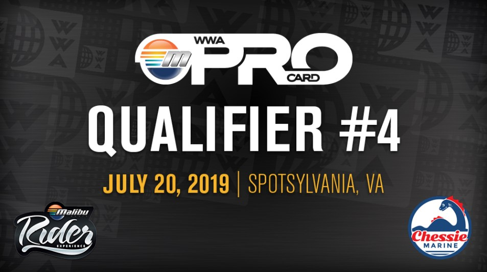 Pro Card Qualifier #4